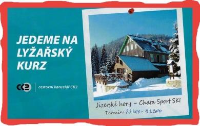 Upřesnění času odjezdu a návratu lyžařského výcviku
