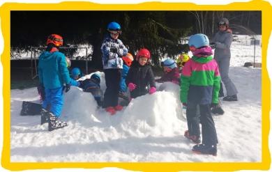 Pozdrav a fotky z lyžařského výletu