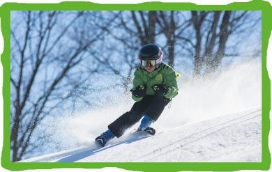 Zpráva z lyžařského výcviku