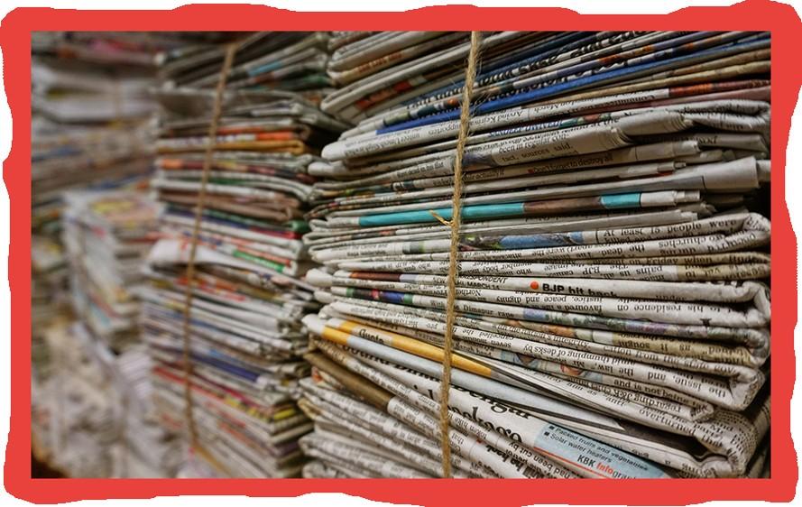Sběr papíru, baterií a tonerů