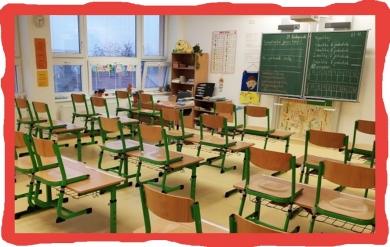 Upozornění pro žáky 4. a 5. ročníku