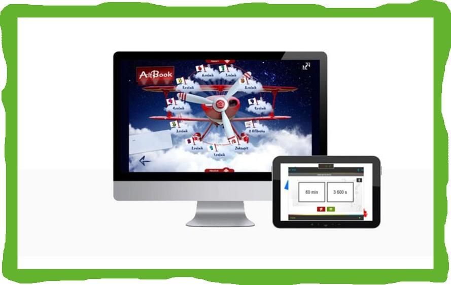 Nabídka interaktivních testů k procvičování učiva z domova