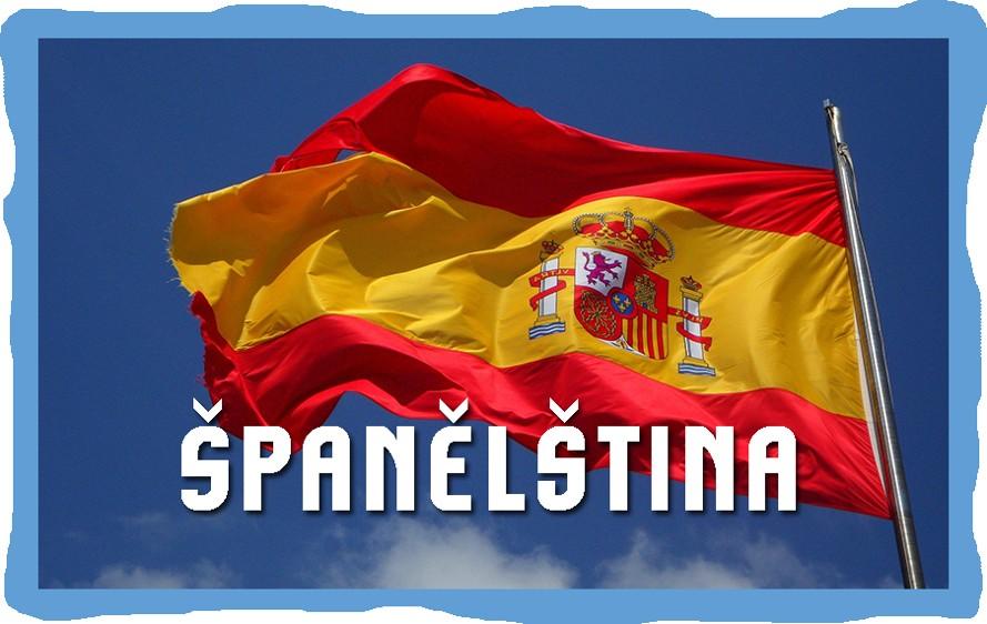 Kroužek španělštiny 2020/2021