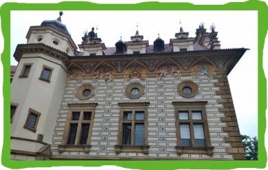 Výlet do Průhonic- 6.+7. ročník