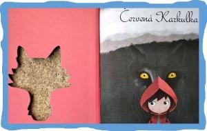 Literární dílny- Červená Karkulka